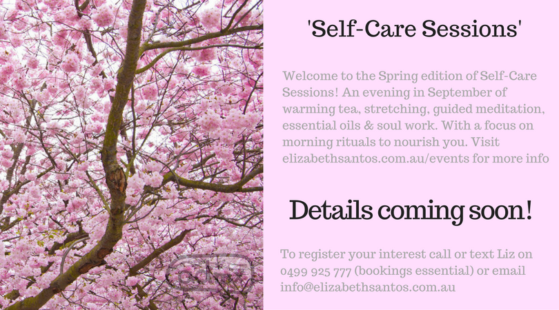 Promo Self-Care Spring